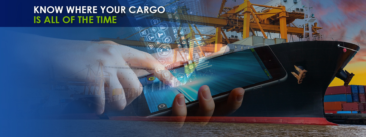 Ship with containers, cargo cranes, cellular being used to view the digital data of your cargo. barco con contenedores, grúas de carga, celular siendo usado para ver los datos digitales de tu carga.